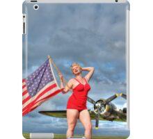 Yankee Girl 4 iPad Case/Skin