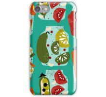 What about pickles? iPhone Case/Skin