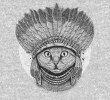 Native Cat Baby Tee