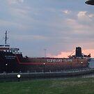Stormy Cleveland by dmcfadden