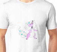 Shiny mega ampharos Unisex T-Shirt