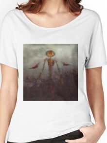 It Came From Hell by Sarah Kirk Women's Relaxed Fit T-Shirt