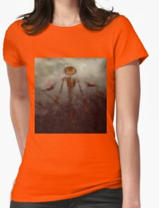 It Came From Hell by Sarah Kirk Womens Fitted T-Shirt