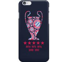 FC Bayern Munich - Champion League Winners iPhone Case/Skin