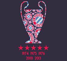 FC Bayern Munich - Champion League Winners T-Shirt