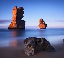 Coastal Memories - Victoria Austalia by Mark Shean