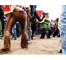 Rainbow Boogie Photographic Print
