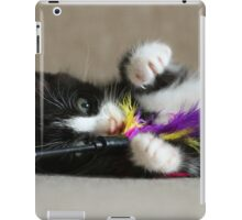 Fun with feathers iPad Case/Skin