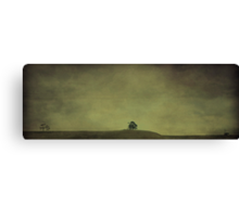 Desolate Horizons Canvas Print