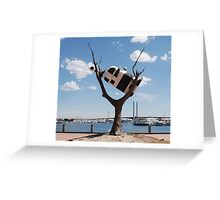 0216 Holy Cow Greeting Card