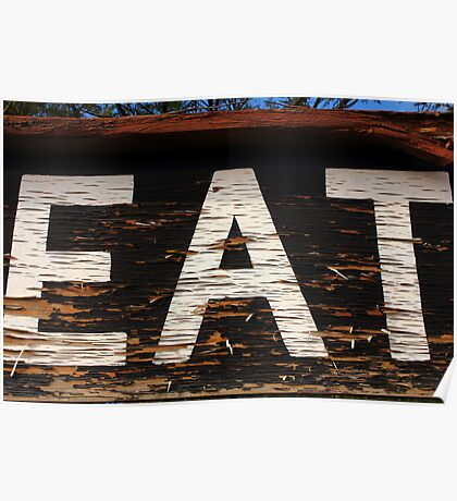 EAT at NEATH Poster