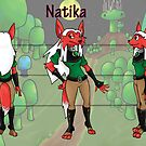 Natika Character Sheet by Forefox