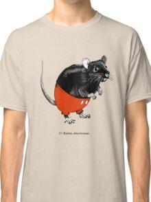 Rattus Americanus Classic T-Shirt