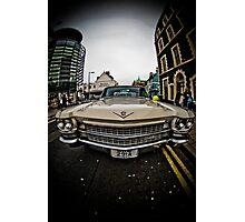 Cadillac 1234 Photographic Print