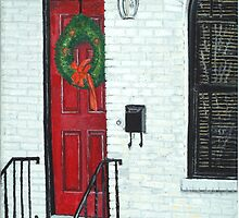 West Street Christmas by John Schuller