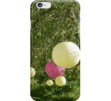 light breeze in the trees   iPhone Case/Skin