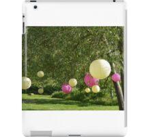 light breeze in the trees   iPad Case/Skin