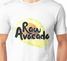 Raw Avocado Unisex T-Shirt