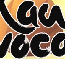 Raw Avocado Sticker