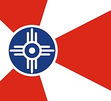 Wichita flag by tony4urban