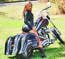 Chopper Girl by Tom Miles