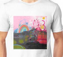 Number 1 (Rainbow Series) Unisex T-Shirt