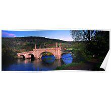 General Wade Bridge Poster