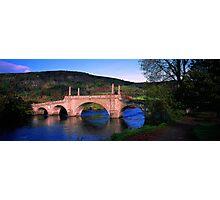 General Wade Bridge Photographic Print