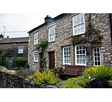 Gayle Cottages Photographic Print
