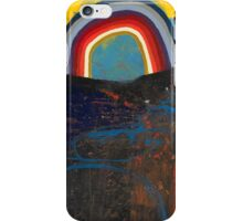 Number 2 (Rainbow Series) iPhone Case/Skin
