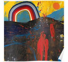 Number 2 (Rainbow Series) Poster