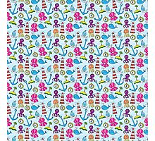 Sea pattern Photographic Print