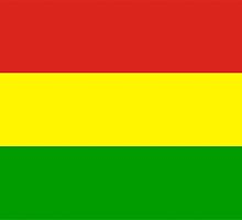 rastafarian flag by tony4urban