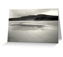 Barley Cove Beach Greeting Card