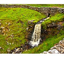 Dales Waterfall Photographic Print