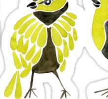 Goldfinches Sticker