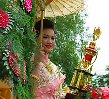 Khao Phansa (Buddhist Lent) 1 by Rainy