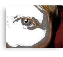 Eye Ink Canvas Print