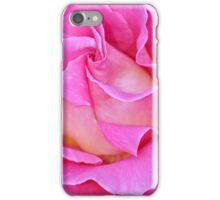 Lovely pink rose iPhone Case/Skin