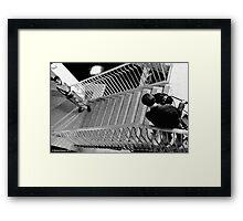 Michael Gornick Framed Print