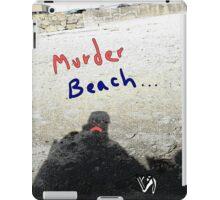 """Murder Beach"" by Richard F. Yates iPad Case/Skin"