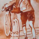Premier Tour de France (1903) by Corinne Pouzet