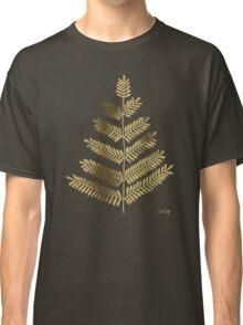 Gold Leaflets Classic T-Shirt