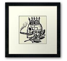 Old Kings Framed Print