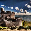 St Mawes Castle by Simon Marsden