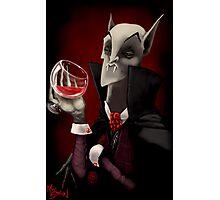 The Vampyre Photographic Print