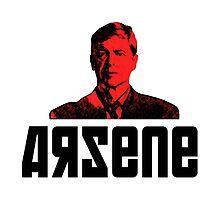 Arsene Wenger by Leway13