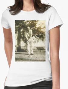 FORE! A Tribute To The Open 2015 Womens Fitted T-Shirt
