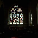 Misterton Stained Glass by Audrey Clarke