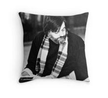 George Romero 1978 Throw Pillow